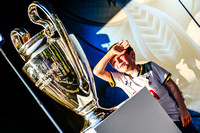 2017/05/24 - Adidas - Champions League Trophy