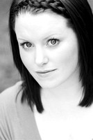 2011/02/16  Carly Kavanagh - Headshot Black and White/Colour
